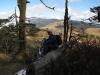 Tourist in winter (SNP)