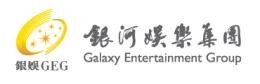 Galaxy Entertainment logo